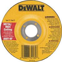 Dewalt DW8420 Depressed Center Grinding Wheel