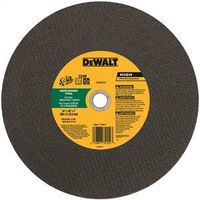Dewalt DW8024 Type 1 Double Reinforced Cut-Off Wheel