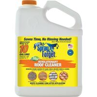 Roof Mildew Cleaner, Concentrate, Gal