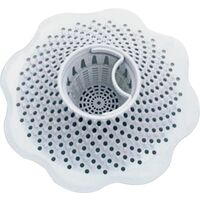 Microban Hair Catcher, White