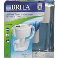 PITCHER FILTRD SLIM BRITA 8OZ