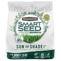 Smart Seed Sun &amp; Shade Mix, 3lb