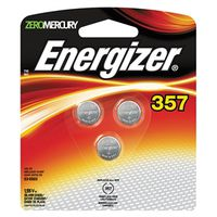 Zero-Mercury 357BPZ-3 Non-Rechargeable Electronic Coin Cell Battery