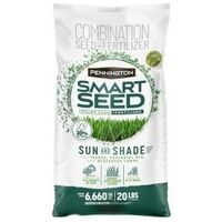 Smart Seed Sun &amp; Shade Mix, 20lb