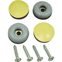 Screw On Furniture Slide Glide, 1""