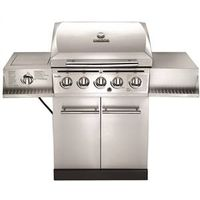 GAS GRILL 5BURN 500 W/SIDEBURN