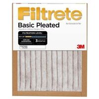 "Basic Pleated Furnace Filter, 14"" x 24"""