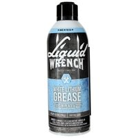 Liquid Wrench White Lithium Grease with Cerflon