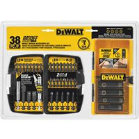 Dewalt DW2169 Screwdriver Bit Set