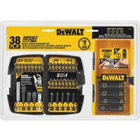 Dewalt Impact Driver Accessory Kit, 38 Pc