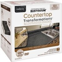 Transformations Countertops Refinishing Kit, Large Charcoal
