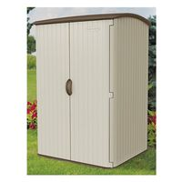 Suncast BMS6500 Vertical Storage Shed