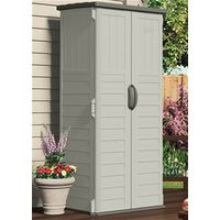 Suncast BMS1250 Vertical Storage Shed