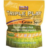 SEED GRASS RYE TRIPLE PLAY 3LB