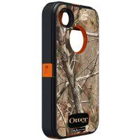 OTTERBOX DEFENDER IP4/4S BLAZED CAMO