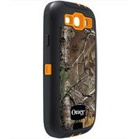 OTTERBOX DEFENDER GALAXY SIII BLAZED ORANGE CAMO