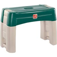 Step2 534900 2-In-1 Cushioned Garden Kneeler