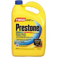 1 GALLON PRESTONE EXTENDED LIFE 50/50 PREDILUTED ANTIFREEZE/COOLANT