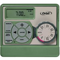 Easy Dial 57876 Dual Water Timer