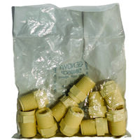 "CPVC Adapter, 1/2"" Bag of 10"