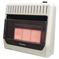 HEATER INFRARED DUAL FUEL 30K