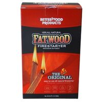 Fatwood Color Box