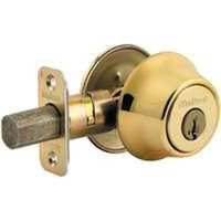 Kwikset 660 Signature Single Cylinder Dead Bolt