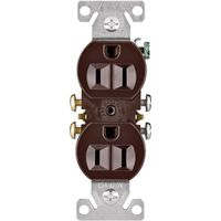 Cooper 270B Grounded  Duplex Receptacle
