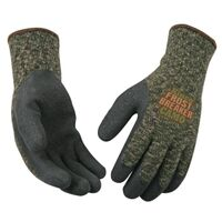 Thermal Camo Gloves, XL