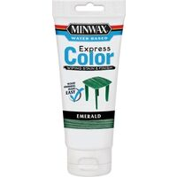 Minwax Water Based Express Color, 6 oz Emerald