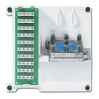 Combo Expansion Module Telephone Board, 6 Way Video
