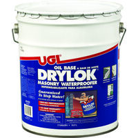 Drylok Oil Based Interior Exterior Waterproofer, 5 Gal White