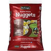 IMC NS08RW Nuggets Rubber Mulch