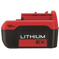 Porter Cable Lithium Battery Pack, 18V