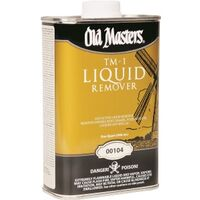 Liquid Paint Remover, 1 Qt