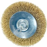 "Wire Wheel Brush, 2"" Coarse"