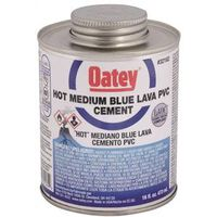 Oatey 32162 Hot Blue Lava PVC Cement