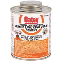 Oatey 32166 Hot Orange Lava
