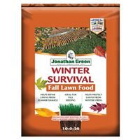 Winter Survival 12400 Lawn Fertilizer