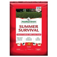 Summer Survival 12011 Lawn Fertilizer