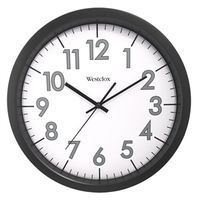 Westclox 32067 Wall Clock