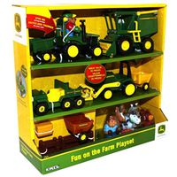 FUN ON THE FARM 20PC PLAYSET