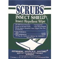 Scrubs Insect Shield 91401 Insect Repellent Towel