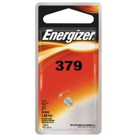 Energizer ZEROMERCURY Watch or Calculator  Battery, 1.3V