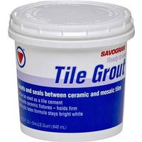 Savogran 12862 Pre-Mixed Ready-To-Use Tile Grout?
