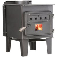 STOVE WOOD SMALL EPA CERTIFIED