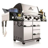 Onward 956644 Imperial 490 Gas Grills