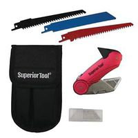 PLUMBERS KNIFE KIT