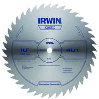 "Standard Combination Blade, 10"" x 40 Tooth"