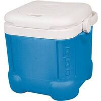 Ice Cube Ice Chest Cooler, 12 Qt